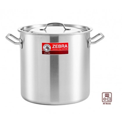 Zebra 28X28cm Cheffy Stock Pot