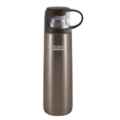Zebra 0.5L Atlantic Vacuum Flask