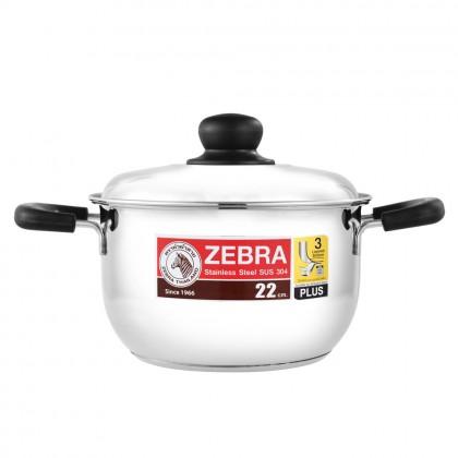 Zebra Extra II Sauce Pot (20cm/22cm)